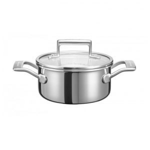 Кастрюля для соуса Kitchen Aid KC2T15EHST 1,42 л