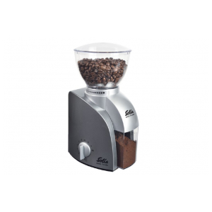 Кофемолка Solis Scala Coffee grinder silver
