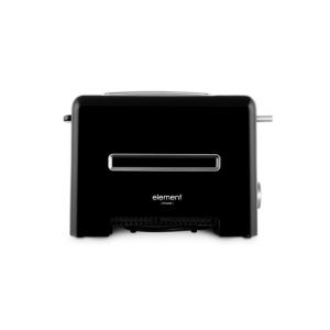 Тостер Element El Toaster black, FE01PB